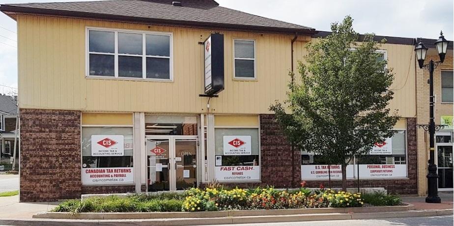 CIS storefront